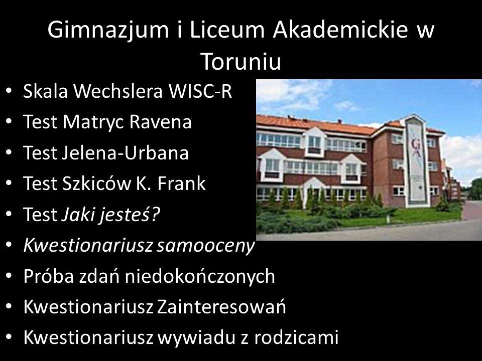 Gimnazjum i Liceum Akademickie w Toruniu