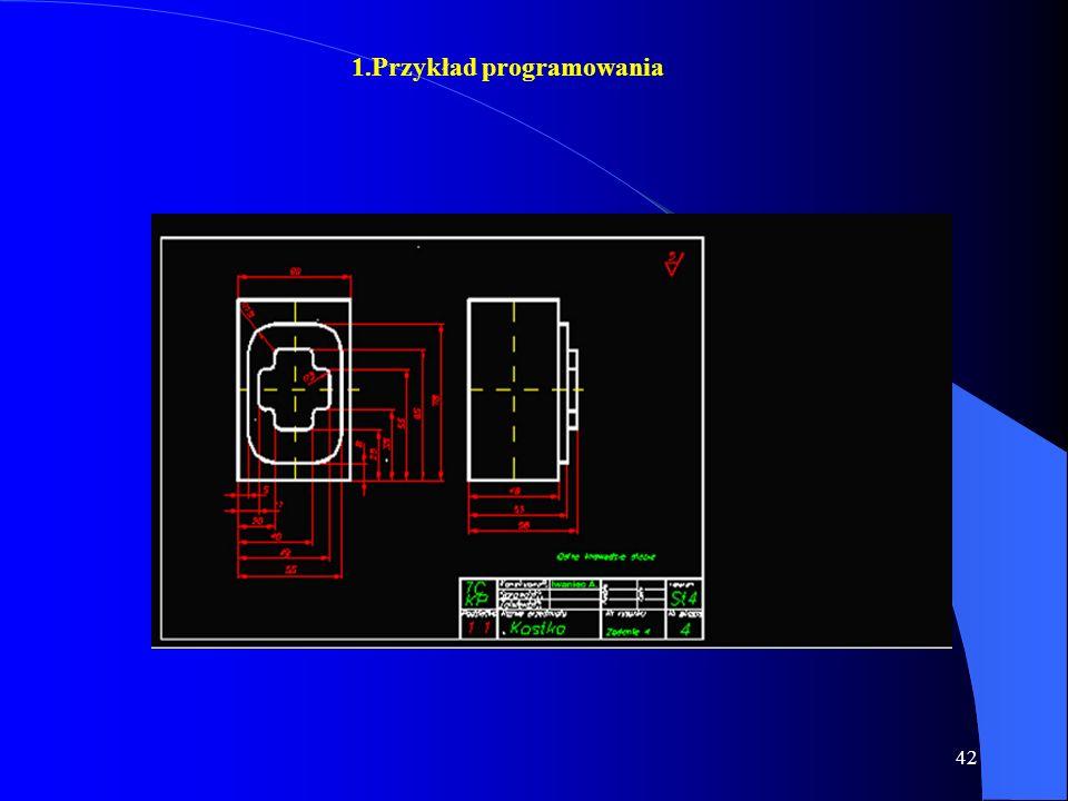 1.Przykład programowania