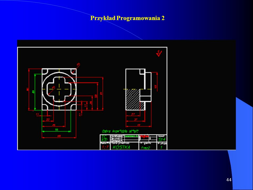 Przykład Programowania 2