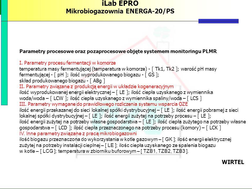 Mikrobiogazownia ENERGA-20/PS