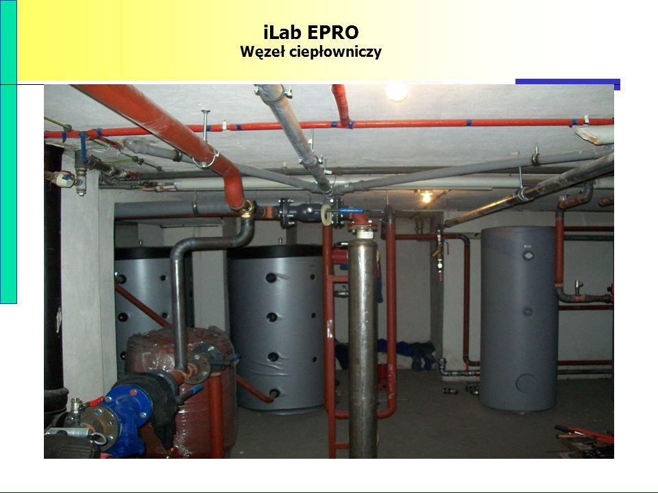 iLab EPRO Węzeł ciepłowniczy Dalsze kierunki moich badań będą 78