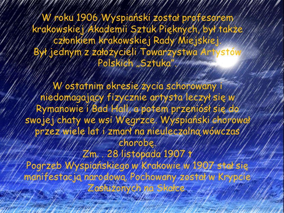 """Był jednym z założycieli Towarzystwa Artystów Polskich """"Sztuka ."""