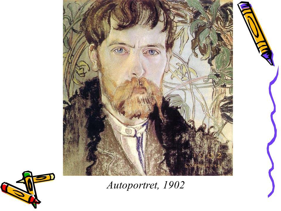 Autoportret, 1902