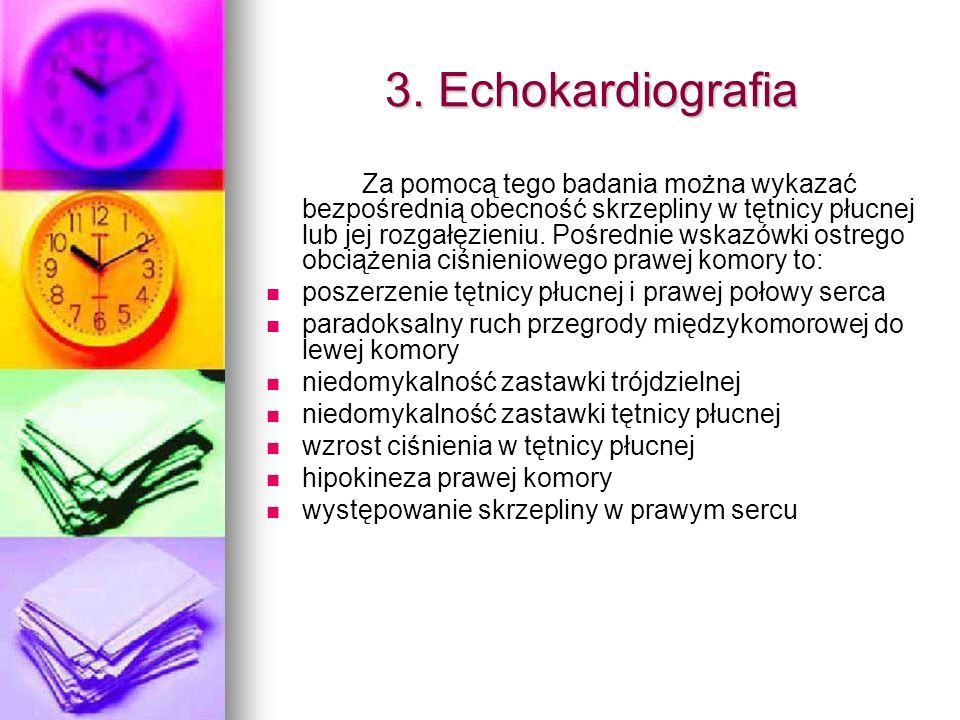 3. Echokardiografia