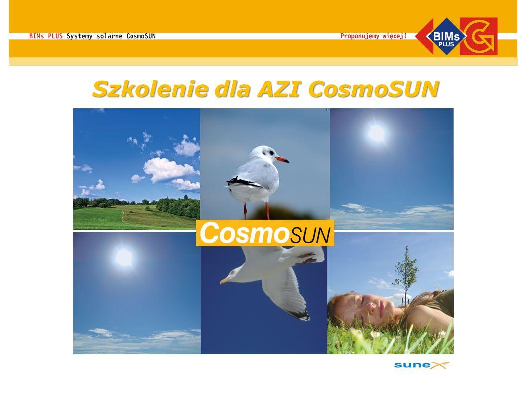 Szkolenie dla AZI CosmoSUN