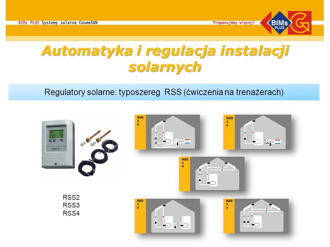 Automatyka i regulacja instalacji solarnych