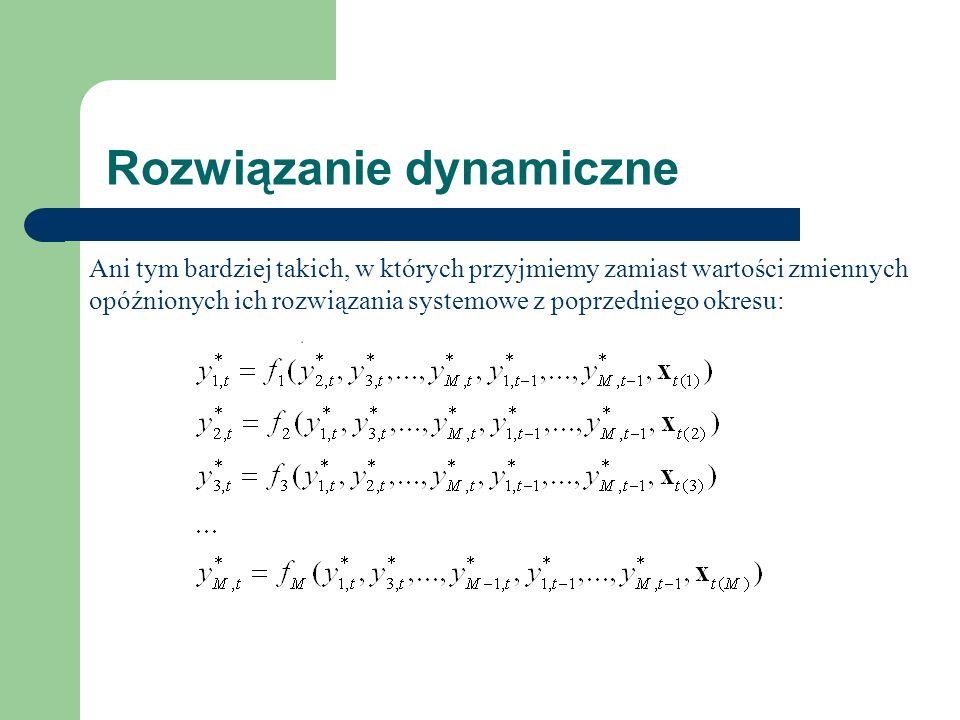 Rozwiązanie dynamiczne