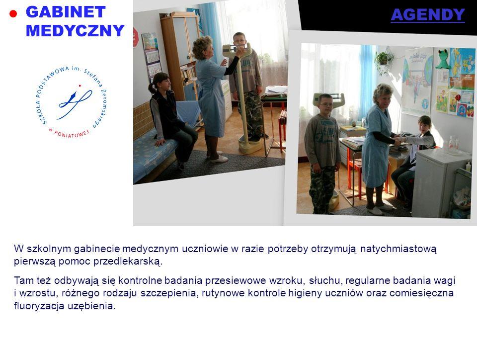 GABINET MEDYCZNY AGENDY