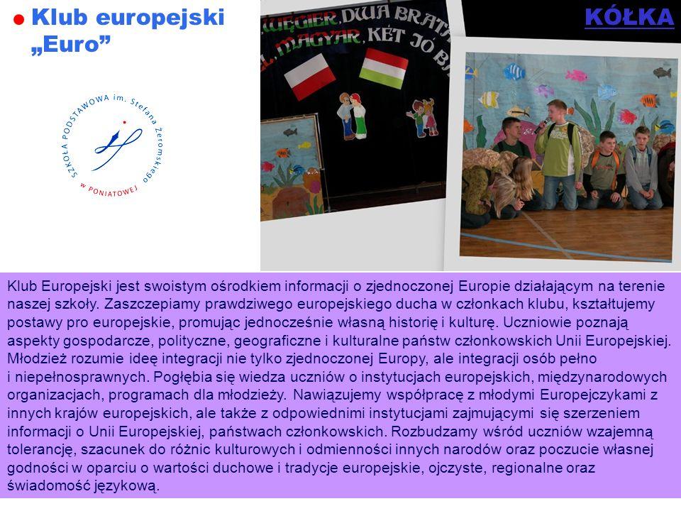 "Klub europejski ""Euro KÓŁKA"