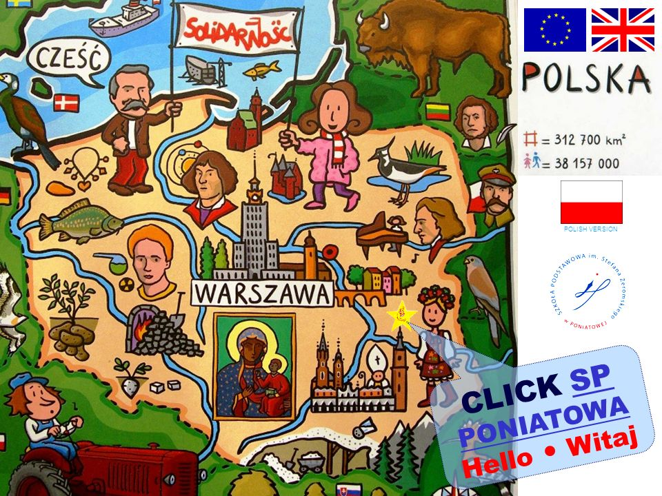POLISH VERSION CLICK SP PONIATOWA Hello Witaj