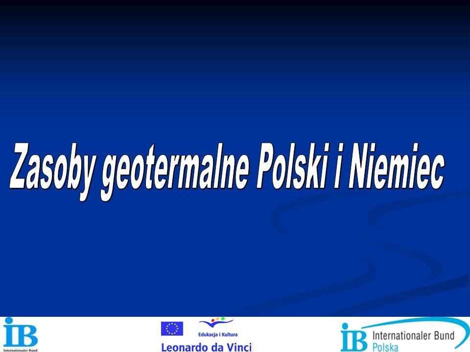 Zasoby geotermalne Polski i Niemiec