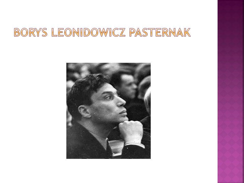 Borys Leonidowicz Pasternak