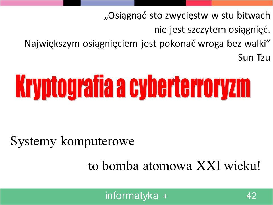 Kryptografia a cyberterroryzm