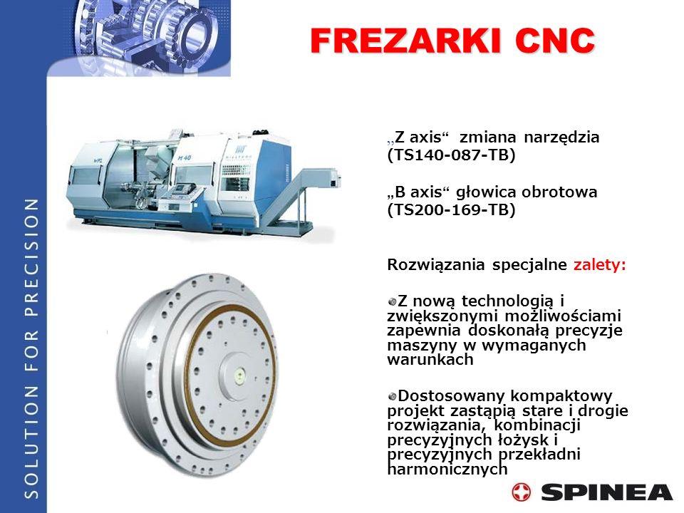 """FREZARKI CNC """"Z axis zmiana narzędzia (TS140-087-TB)"""