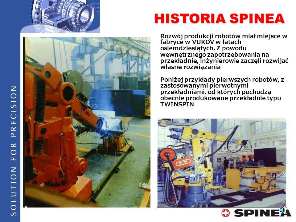 HISTORIA SPINEA