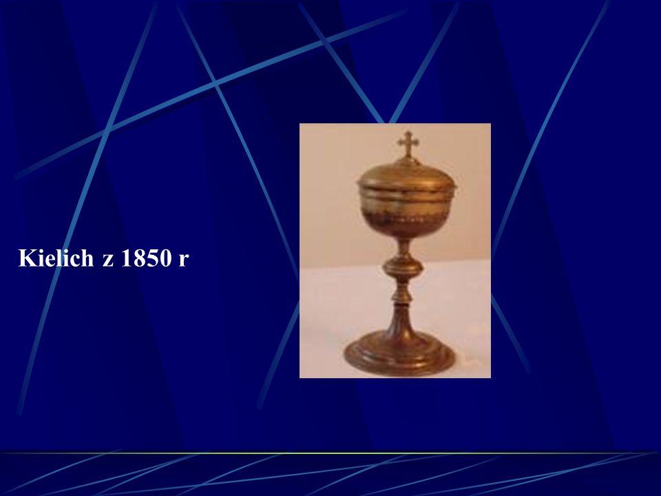 Kielich z 1850 r