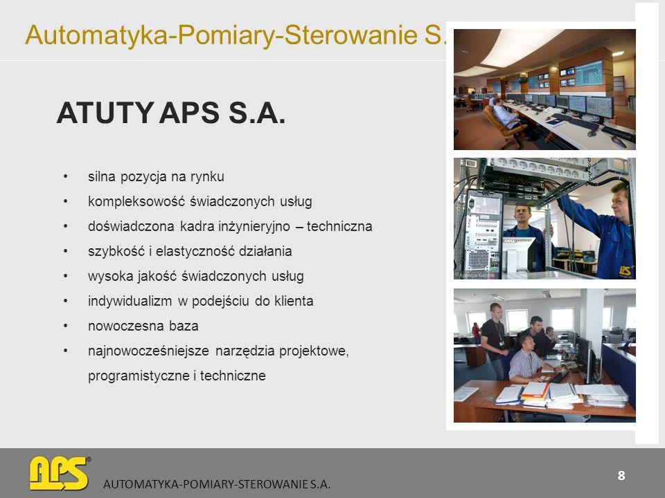 Automatyka-Pomiary-Sterowanie S.A.