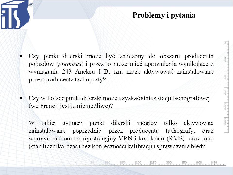 Problemy i pytania