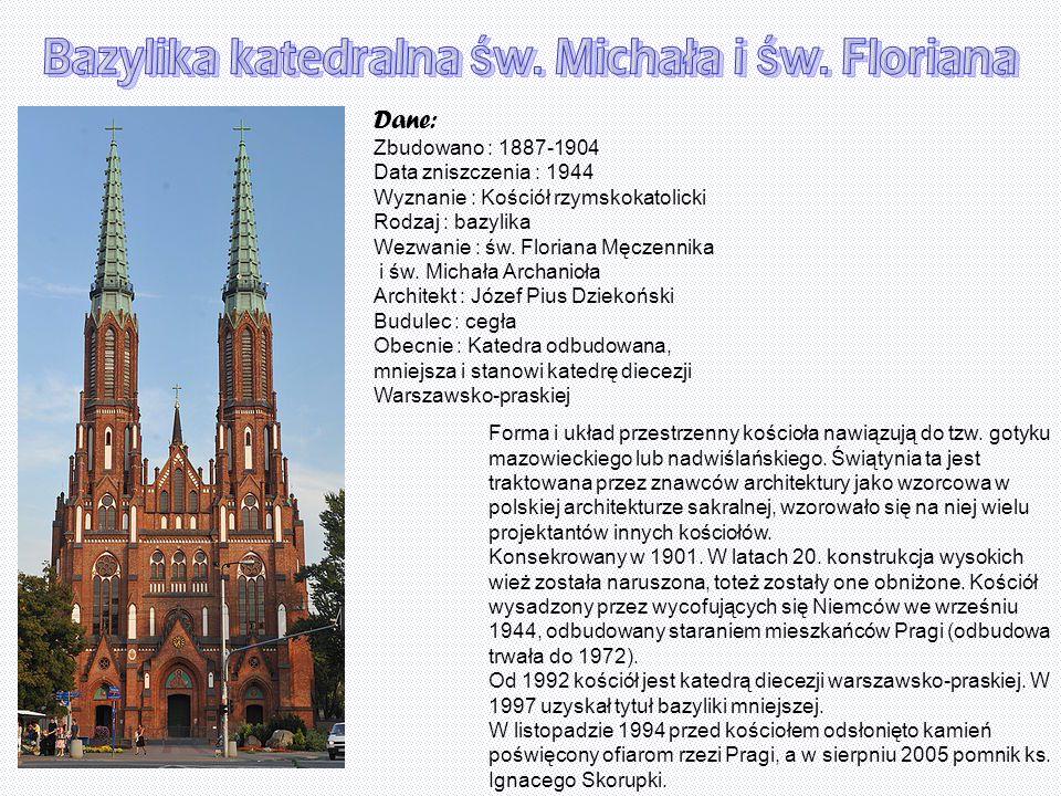 Bazylika katedralna św. Michała i św. Floriana