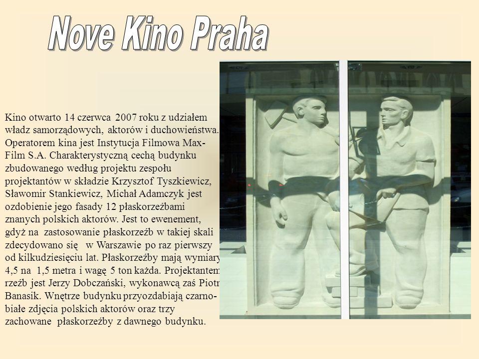 Nove Kino Praha