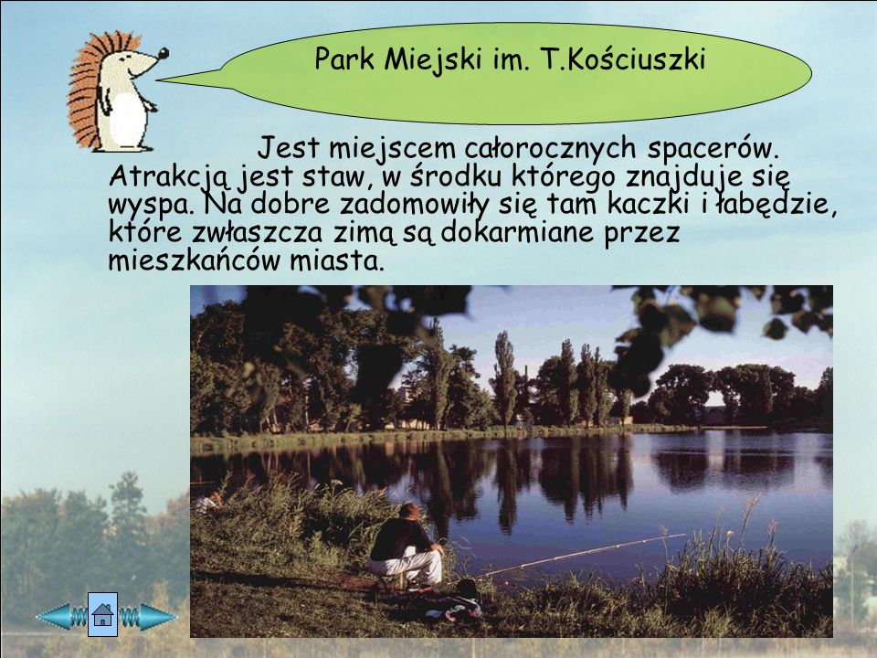 Park Miejski im. T.Kościuszki
