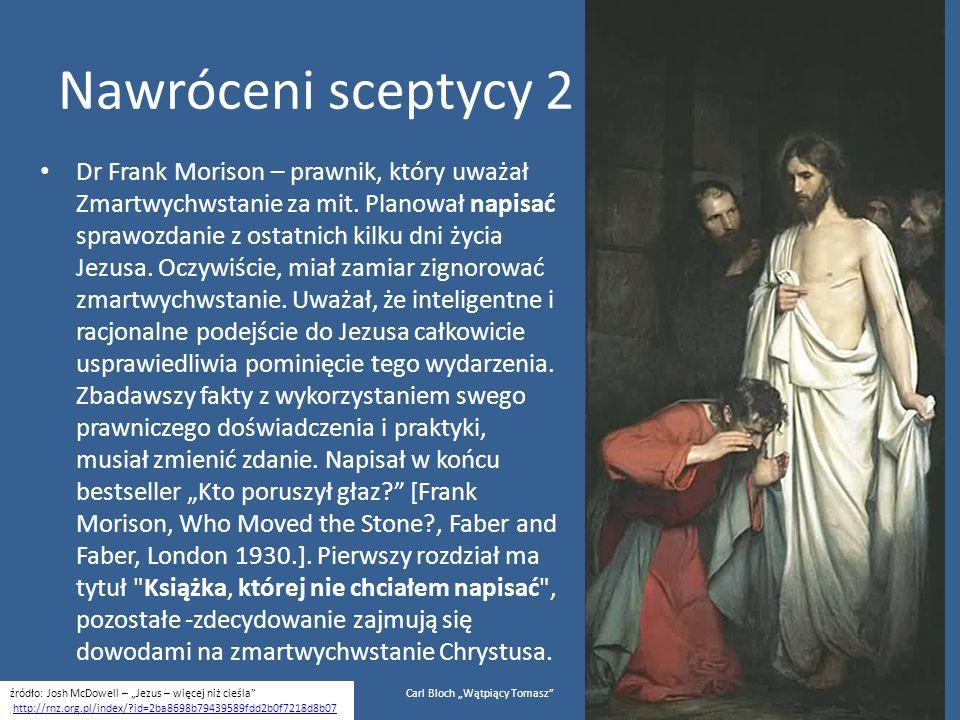 Nawróceni sceptycy 2