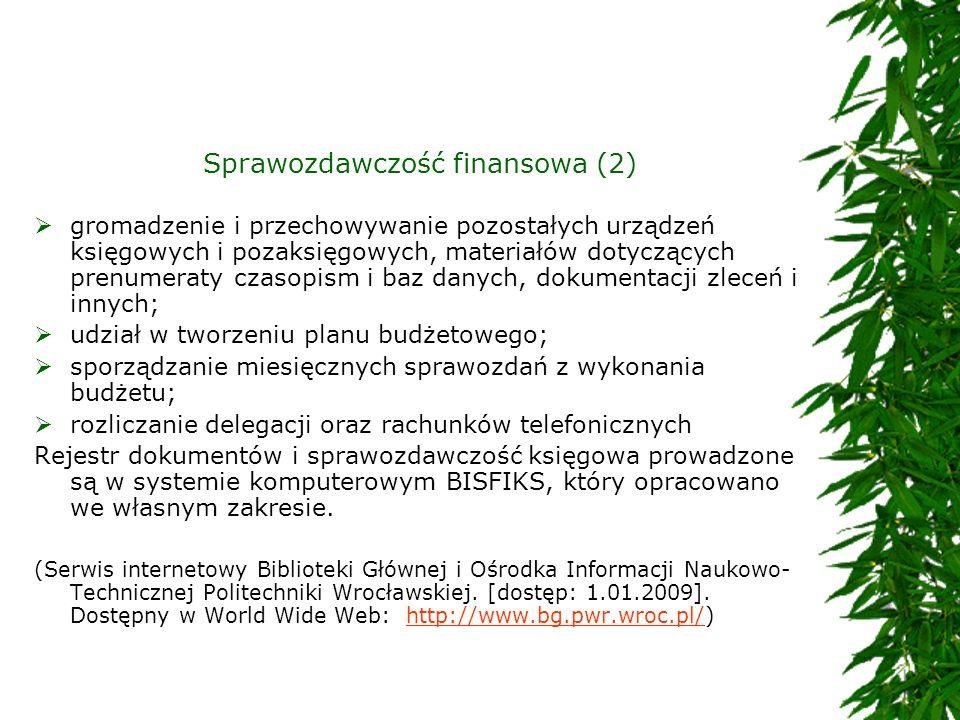 Sprawozdawczość finansowa (2)