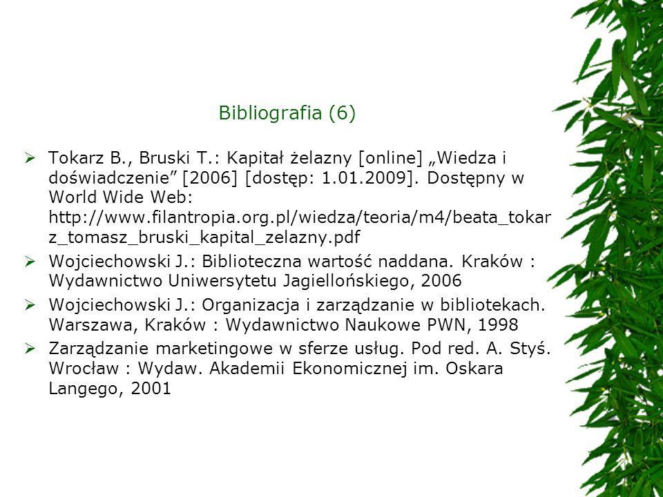 Bibliografia (6)