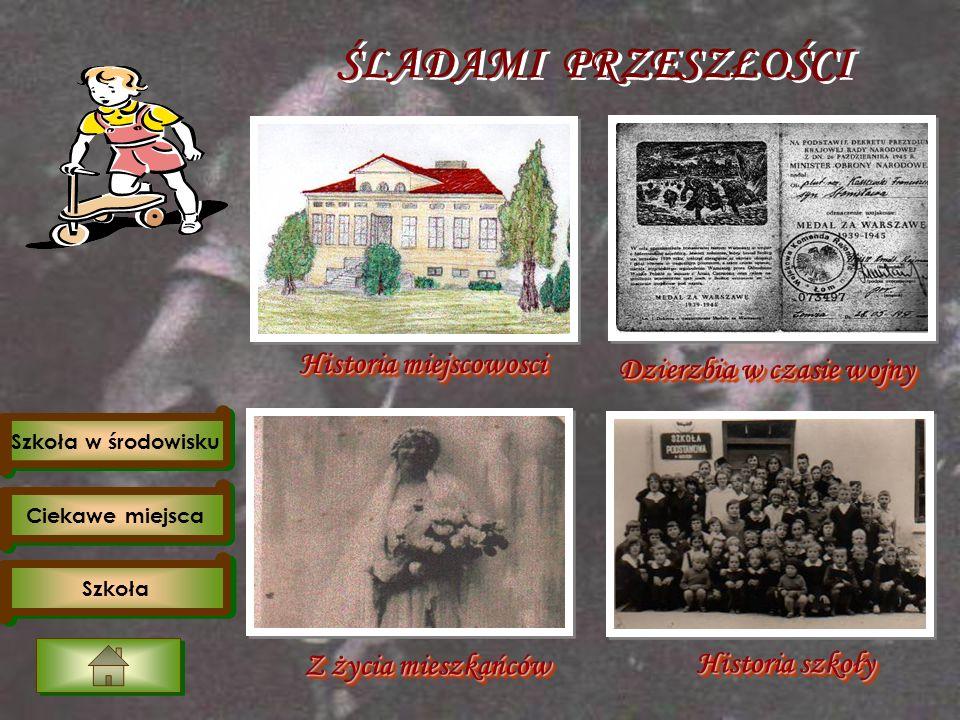 Historia miejscowosci Dzierzbia w czasie wojny