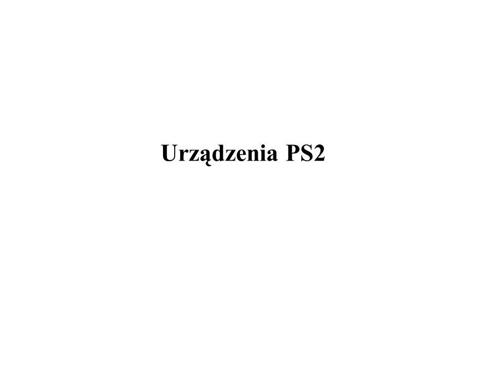 Urządzenia PS2