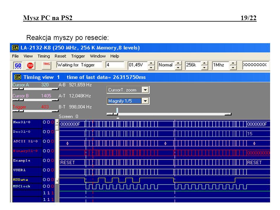 Mysz PC na PS2 19/22