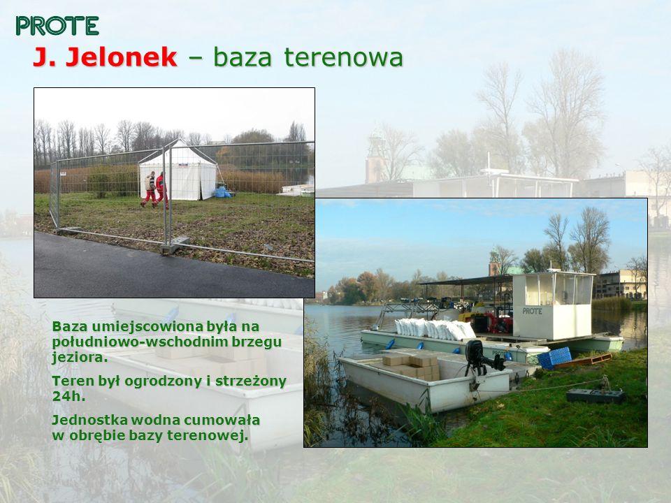 J. Jelonek – baza terenowa