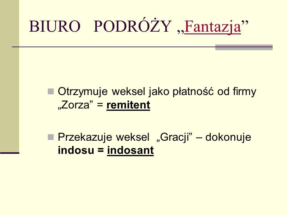 """BIURO PODRÓŻY """"Fantazja"""