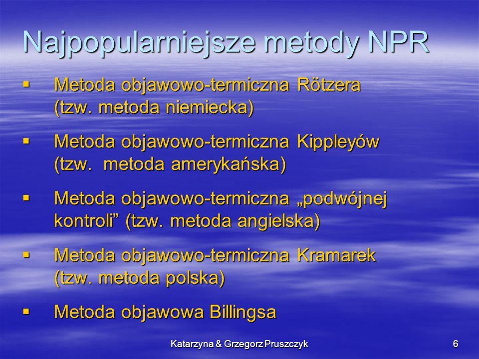 Najpopularniejsze metody NPR