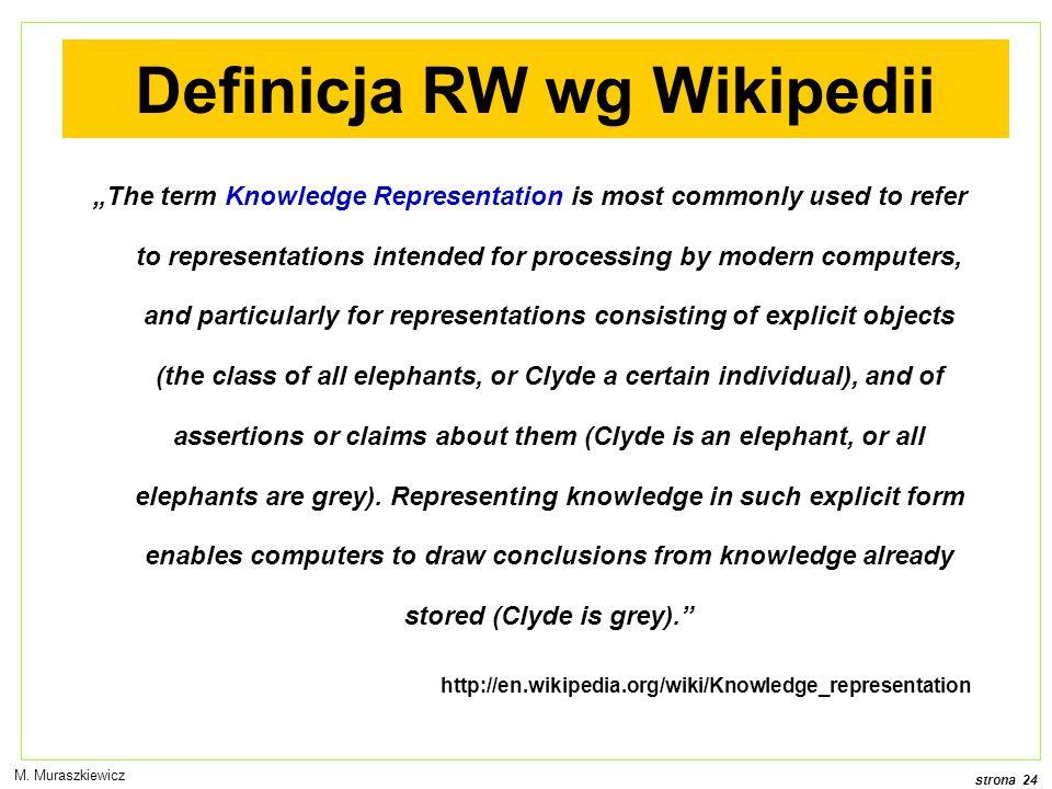 Definicja RW wg Wikipedii