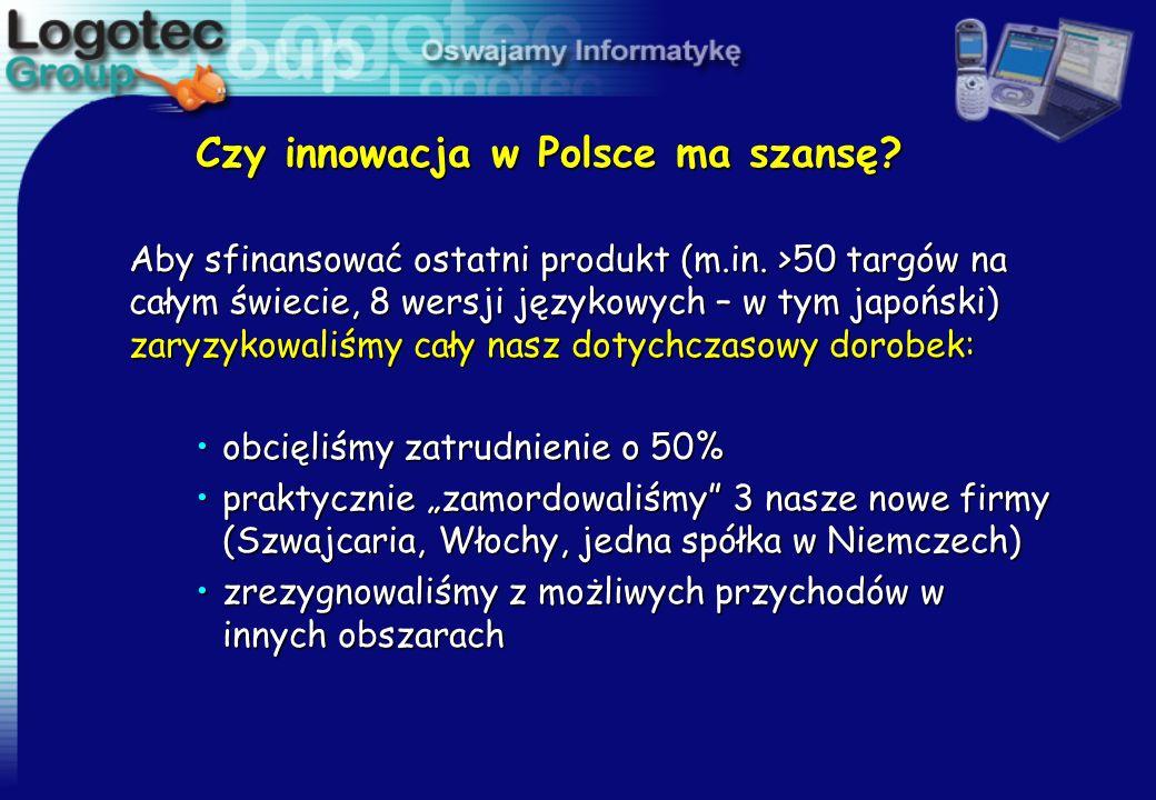 Czy innowacja w Polsce ma szansę