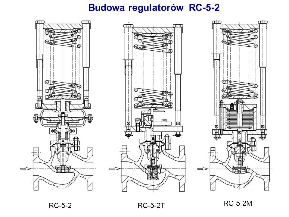 Budowa regulatorów RC-5-2