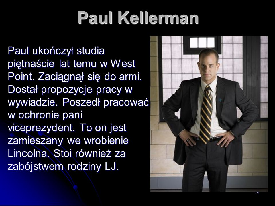 Paul Kellerman