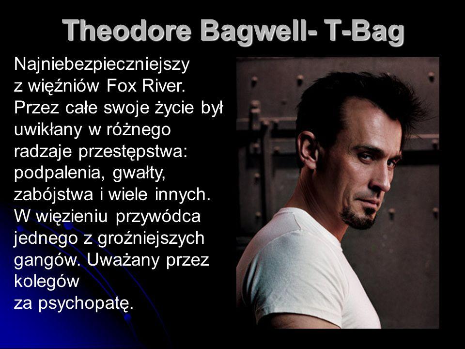 Theodore Bagwell- T-Bag