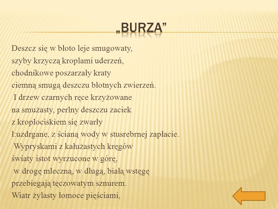 """burza"