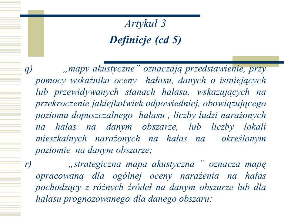Artykuł 3 Definicje (cd 5)