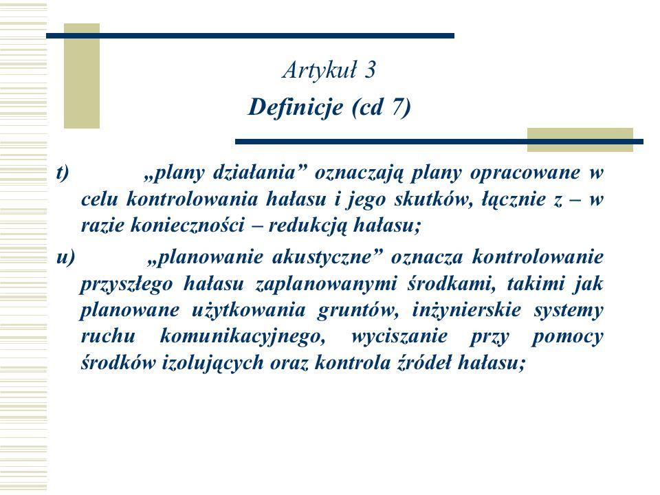 Artykuł 3 Definicje (cd 7)