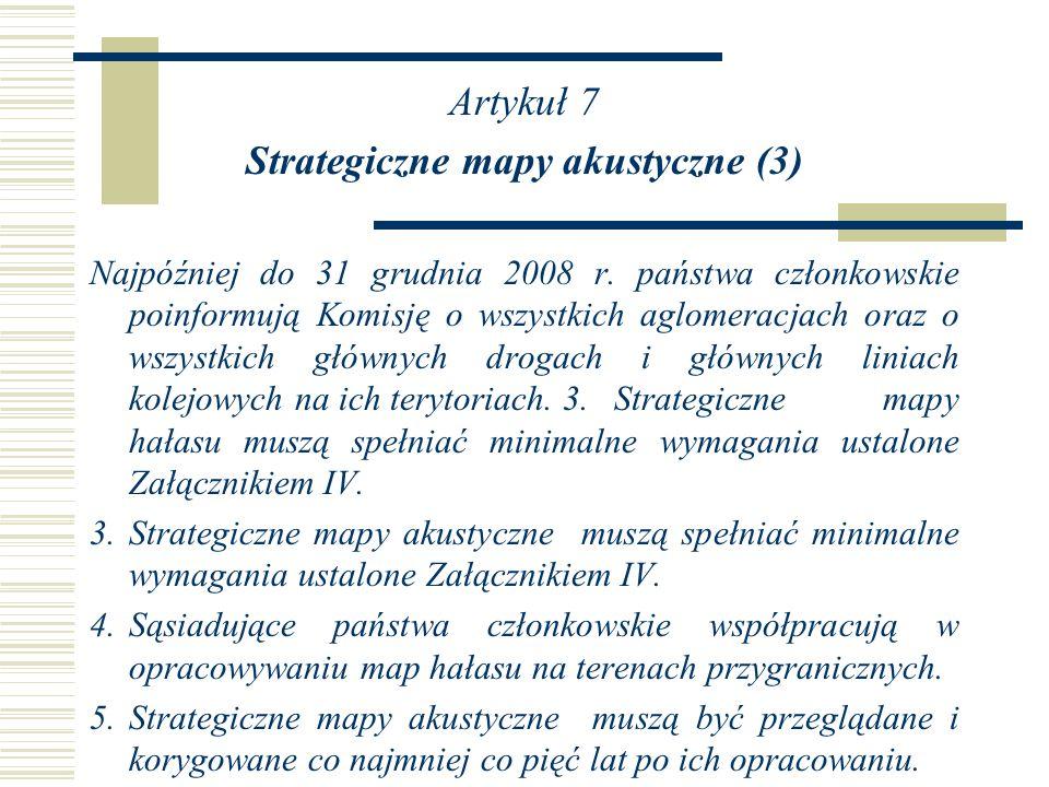 Strategiczne mapy akustyczne (3)