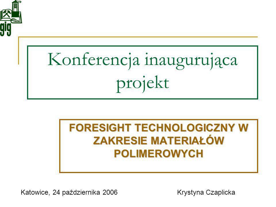 Konferencja inaugurująca projekt