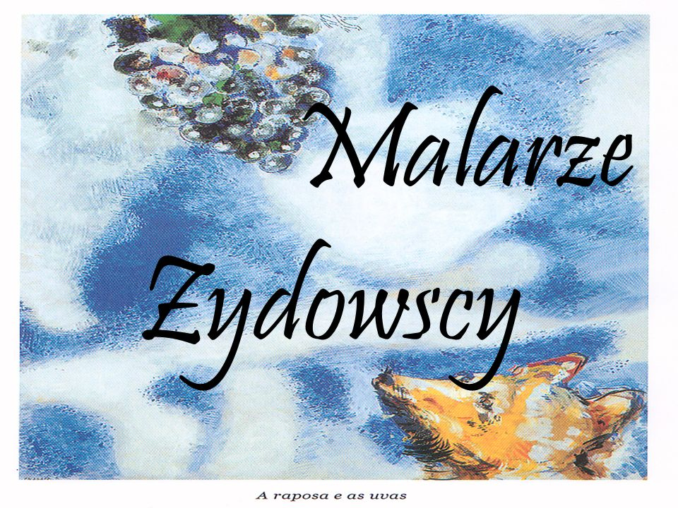 Malarze Zydowscy