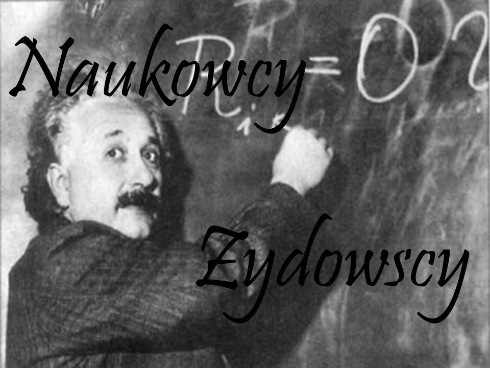 Naukowcy Zydowscy