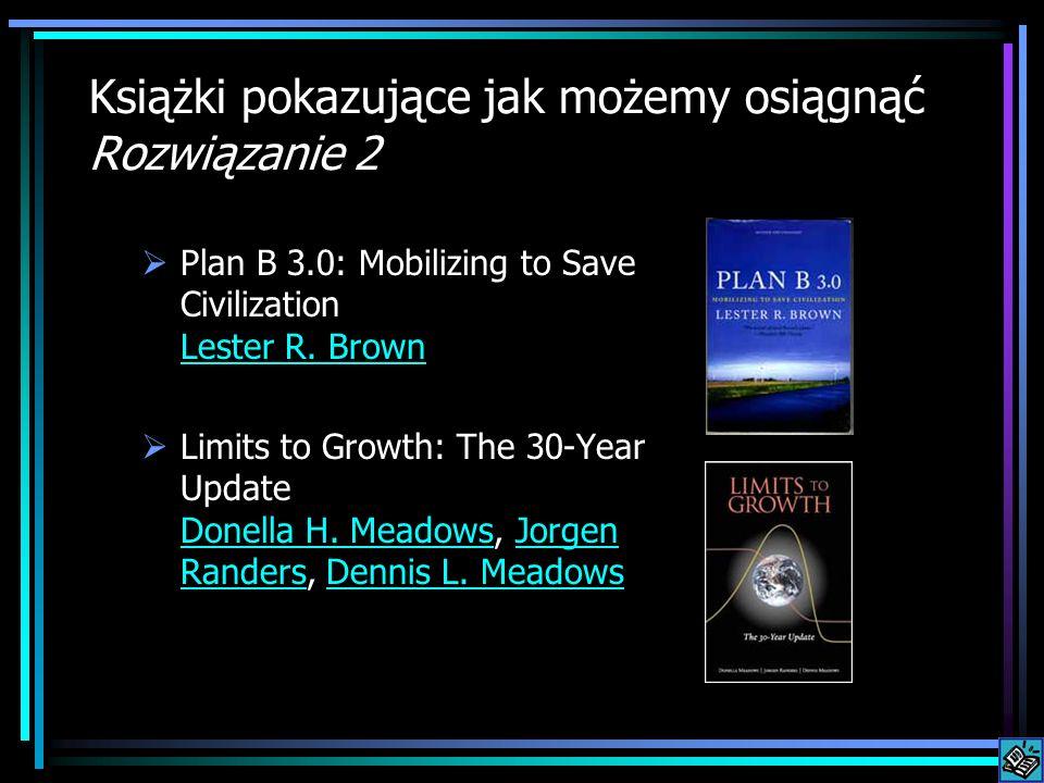 Książki pokazujące jak możemy osiągnąć Rozwiązanie 2