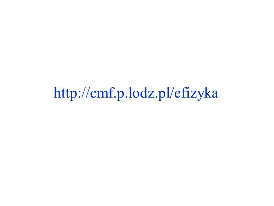 http://cmf.p.lodz.pl/efizyka