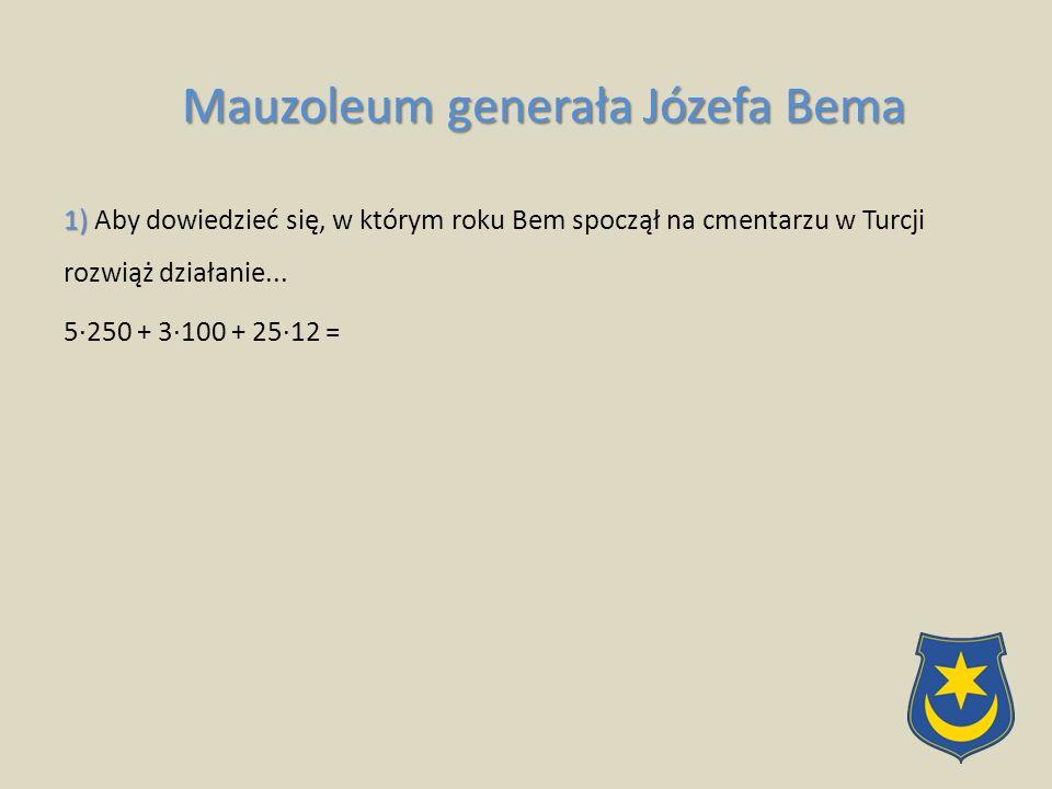 Mauzoleum generała Józefa Bema