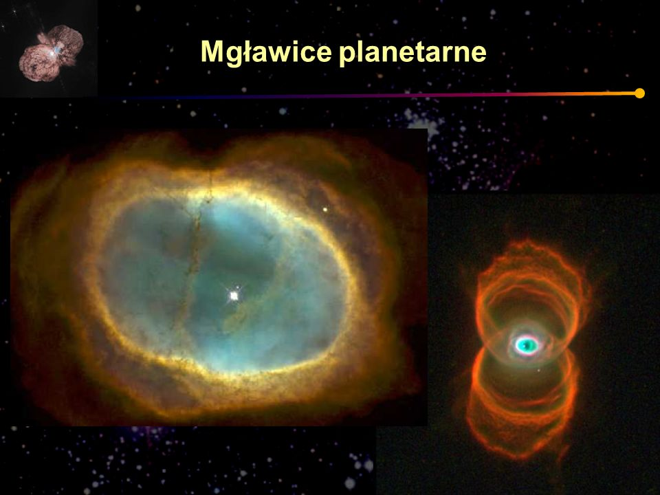 Mgławice planetarne NGC 3132 – the Eight Burst Nebula (planetary)